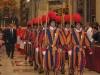Швейцарская гвардия в Ватикане