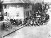 Американские войска на марше 1918 год