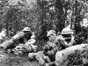 Американская пехота в засаде 1918 год