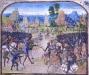 Битва при Пуатье 1356 года. Гравюра того времени