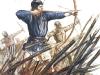 Английский лучник. XIV век
