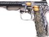 Пистолет Стечкина в разрезе