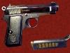 «Beretta M1934» с магазином