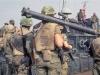 Американская пехота бронежилетах М52 и М55