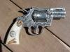 Богато украшенный Colt «Python»
