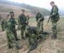 Шведские солдаты с AK-5 - модификацией FN FNC