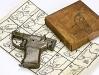 FP-45 с инструкцией и коробкой