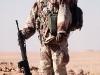 Пехотинец войск Саудовской Аравии с G3A4