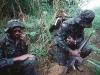 Гайанские пехотинцы с G3A3
