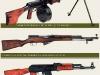 Советское оружи под промежуточный патрон