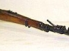 карабин Mauser K98k с надетым на ствол винтовочным гранатометом