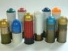 Различные типы боеприпасов для 40-мм  гранатометов, используемых в странах НАТО  (М76, М203, НК69 и др.)