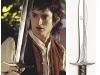 Всем хоббитам посвящается: -«Обалдеть! Оказывается мой меч это ксифос!»