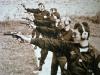 Французские жандармы на тренировочных стрельбах из револьверов «Manurhin MR-73»