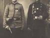 Георгиевские кавалеры с Наганом. 1915 год
