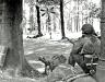 Британские парашютисты во время операции «Маркет Гарден». 18 сентября 1944 г.