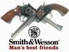 """""""Смит и Вессон"""" - лучшие друзья мужчин"""