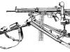 HK-21A1 на станке-треноге