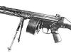 Ранний выпуск HK-13 с барабаном на 100 патронов