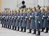 Карабин Симонова в качестве парадного оружия