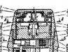 Взрыватель ВМГ-К:  1 - крышка; 2 - прокладка; 3, 19, 21, 22, 26, 27, 29, 36 - колпачки;  4- пластина; 5, 39 - жала; 6, 25, 31, 35, 38 - пружины; 7 - вкладыш;  8 - гайка; 9, 15, 32 - капсюли-детонаторы; 10 - заслонка;  11, 17 - втулки; 12 - корпус; 13 - пороховой состав; 14 - прокладка;  16 - гайка; 18 - пороховой состав; 20 - пружина; 23 - прокладка;  24 - стопор; 28 - винт; 30 - кольцо пружинное; 33 - передаточный  пороховой состав; 34 - штифт; 37 - капсюль-воспламенитель;  40 - воспламенительный состав.