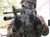 Американский солдат с «универсальным ключиком»