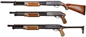Охотничьи ружья серии «Форт-500»