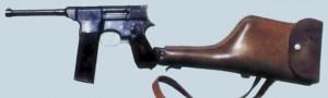 Китайский автоматический пистолет