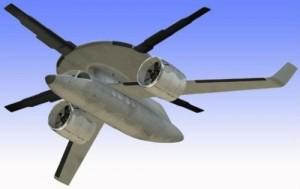 Новый летальный аппарат от Пентагона - смесь самолета и вертолета
