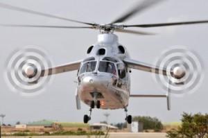 Разработчики создали гибридный вертолет, способный развивать скорость в 407 км/ч