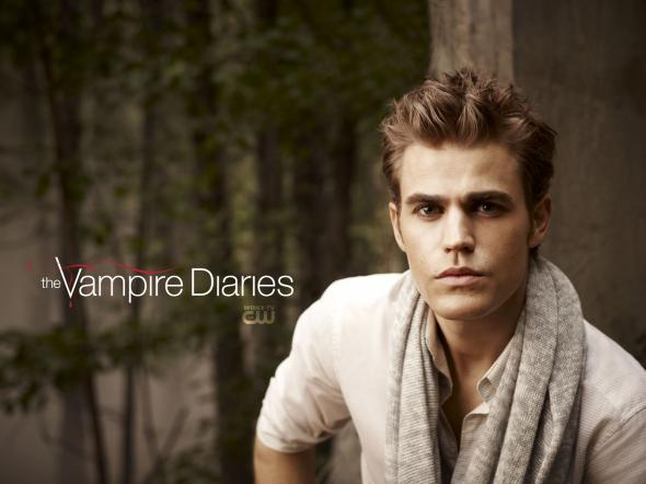 Дневники вампира онлайн